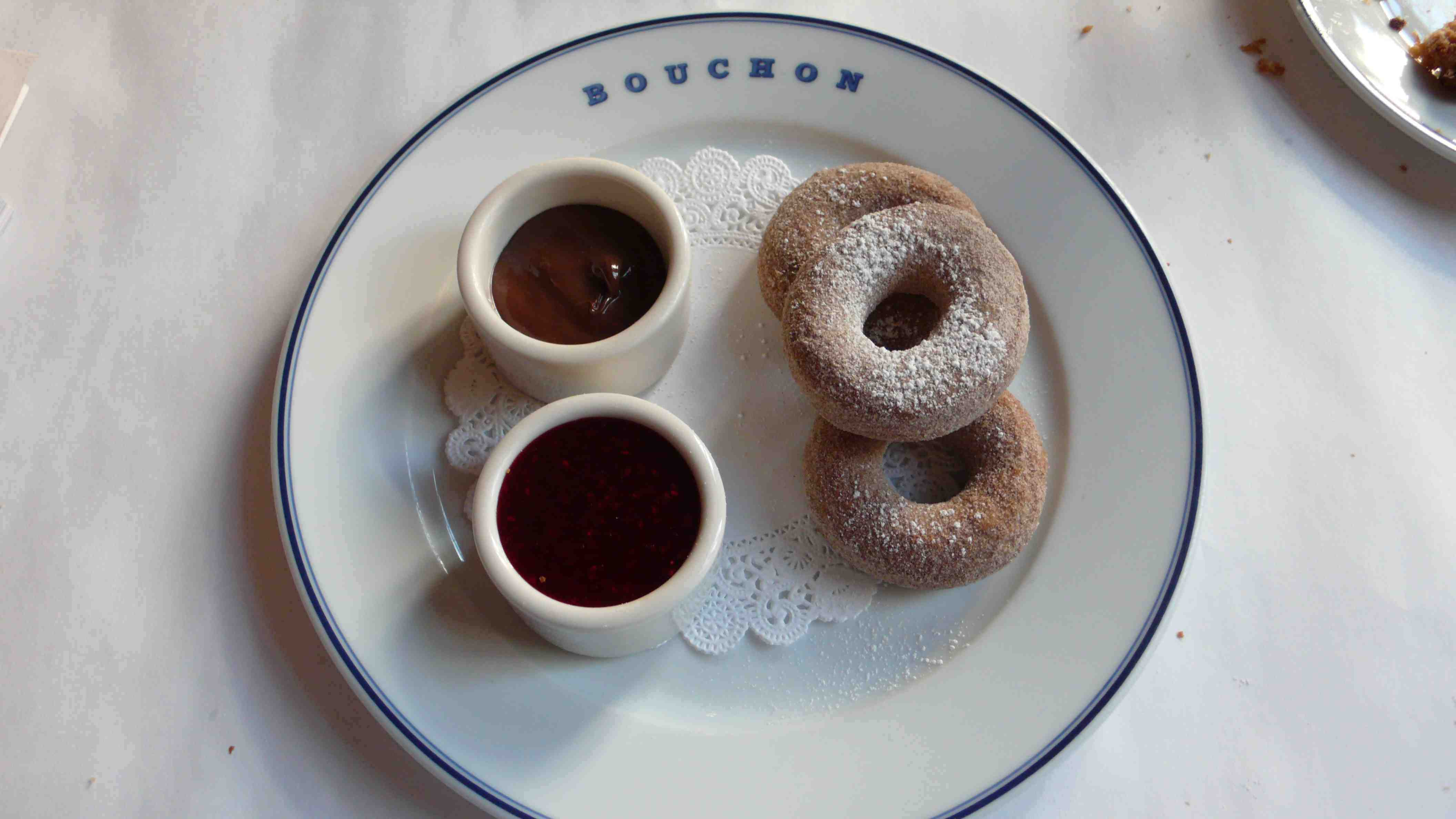 Bouchon Donuts