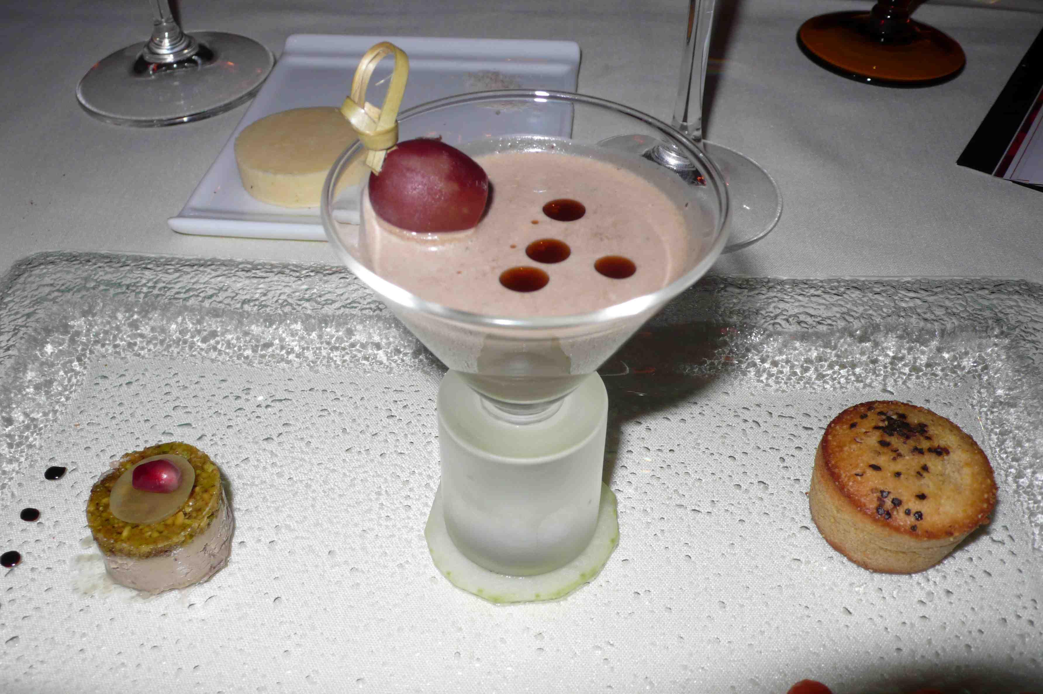 Truffle Vichyssoise Soup