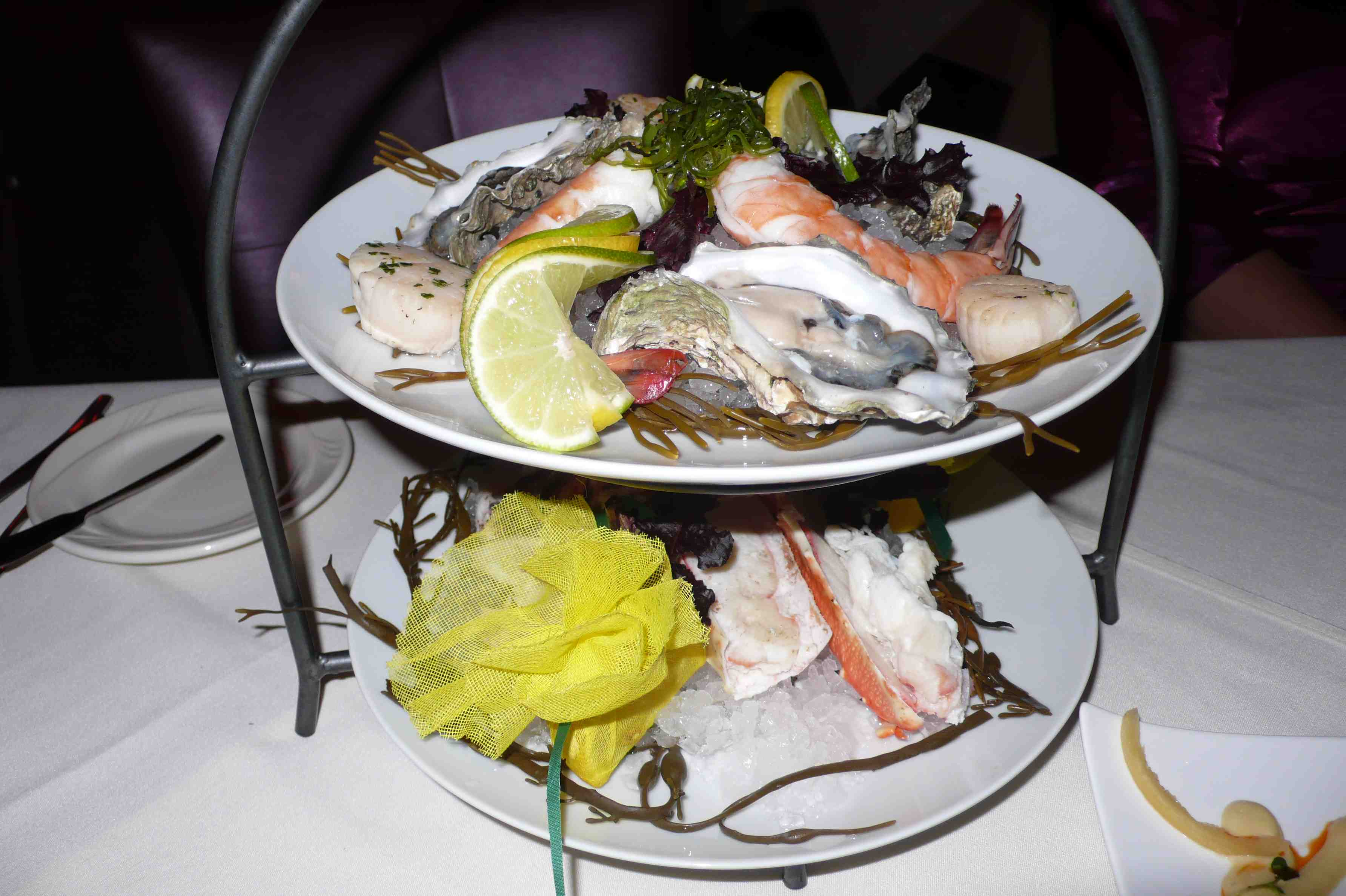 Cielo Assorted Seafood Platter