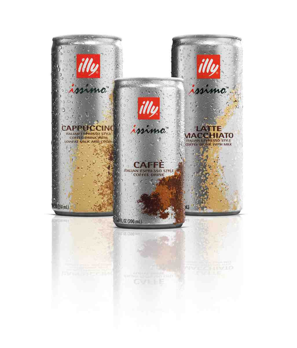 Illy issimo new drinks