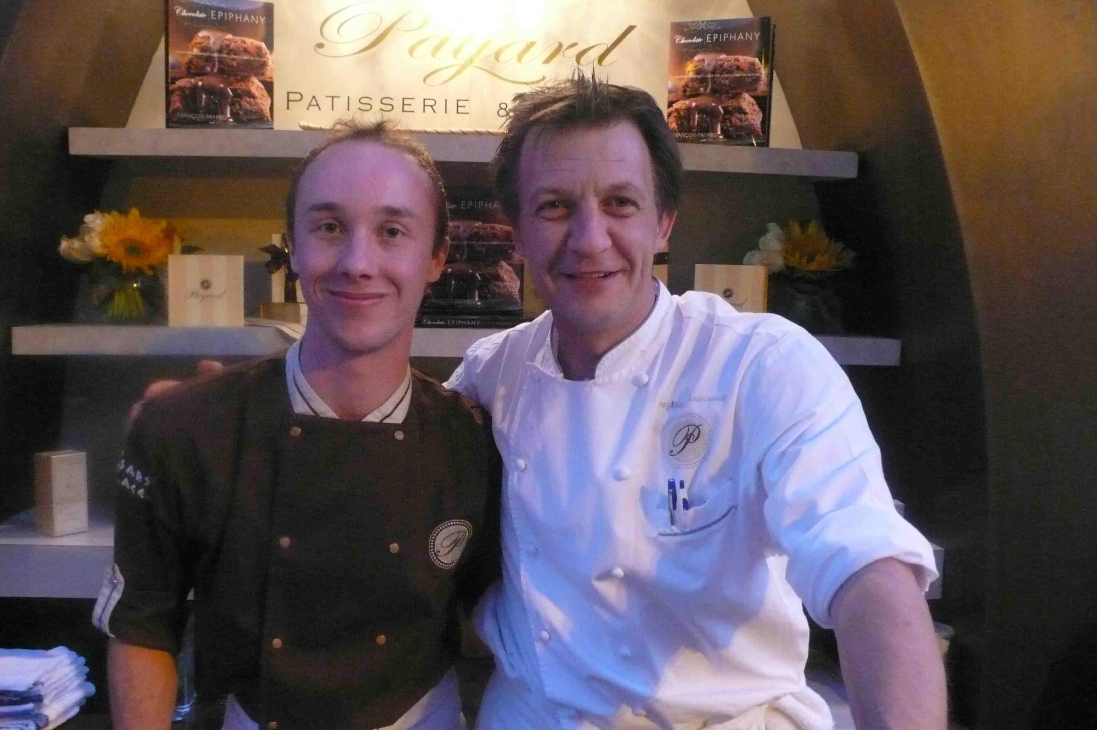 Chefs at Payard