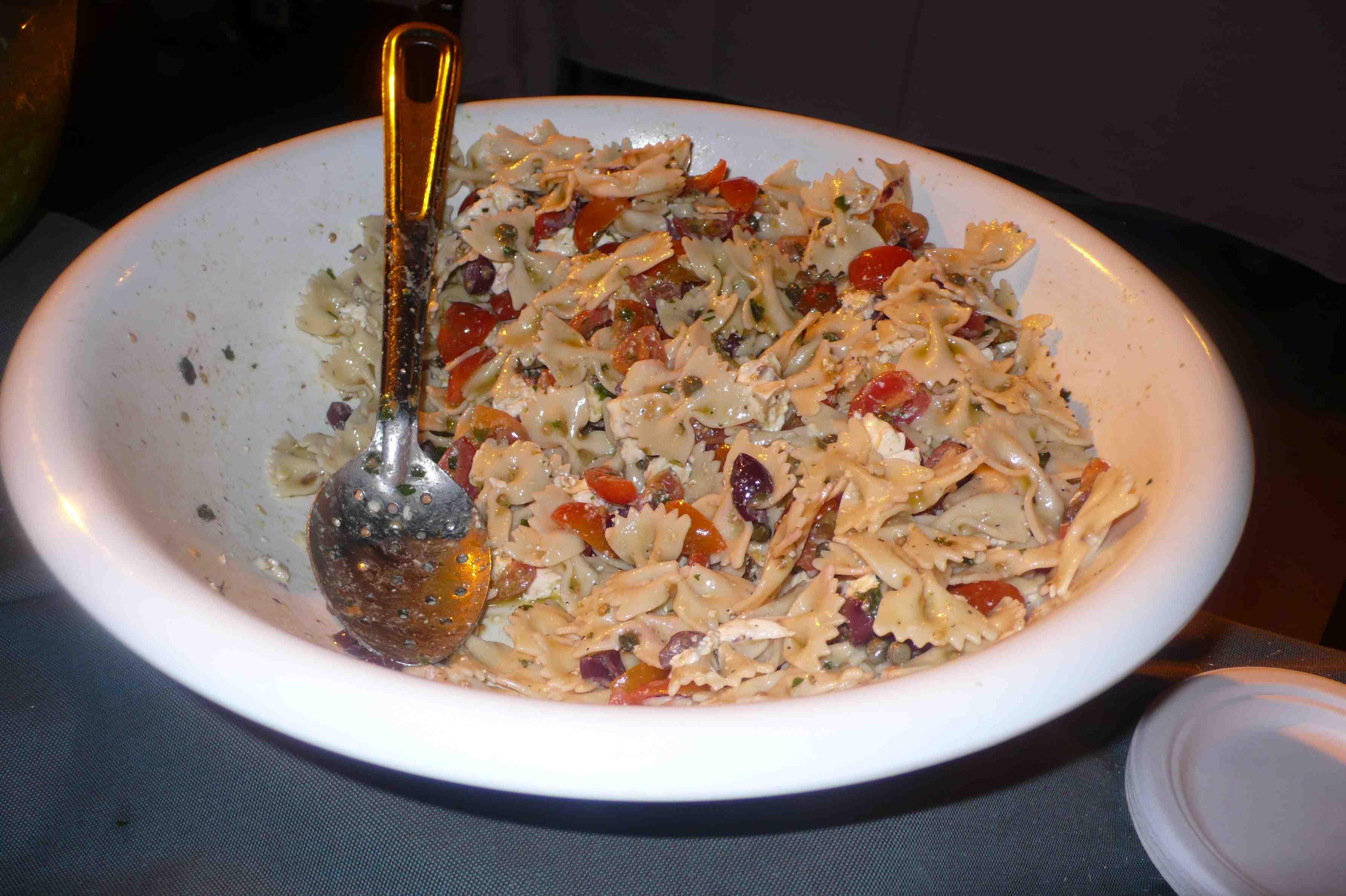 yummy pasta one