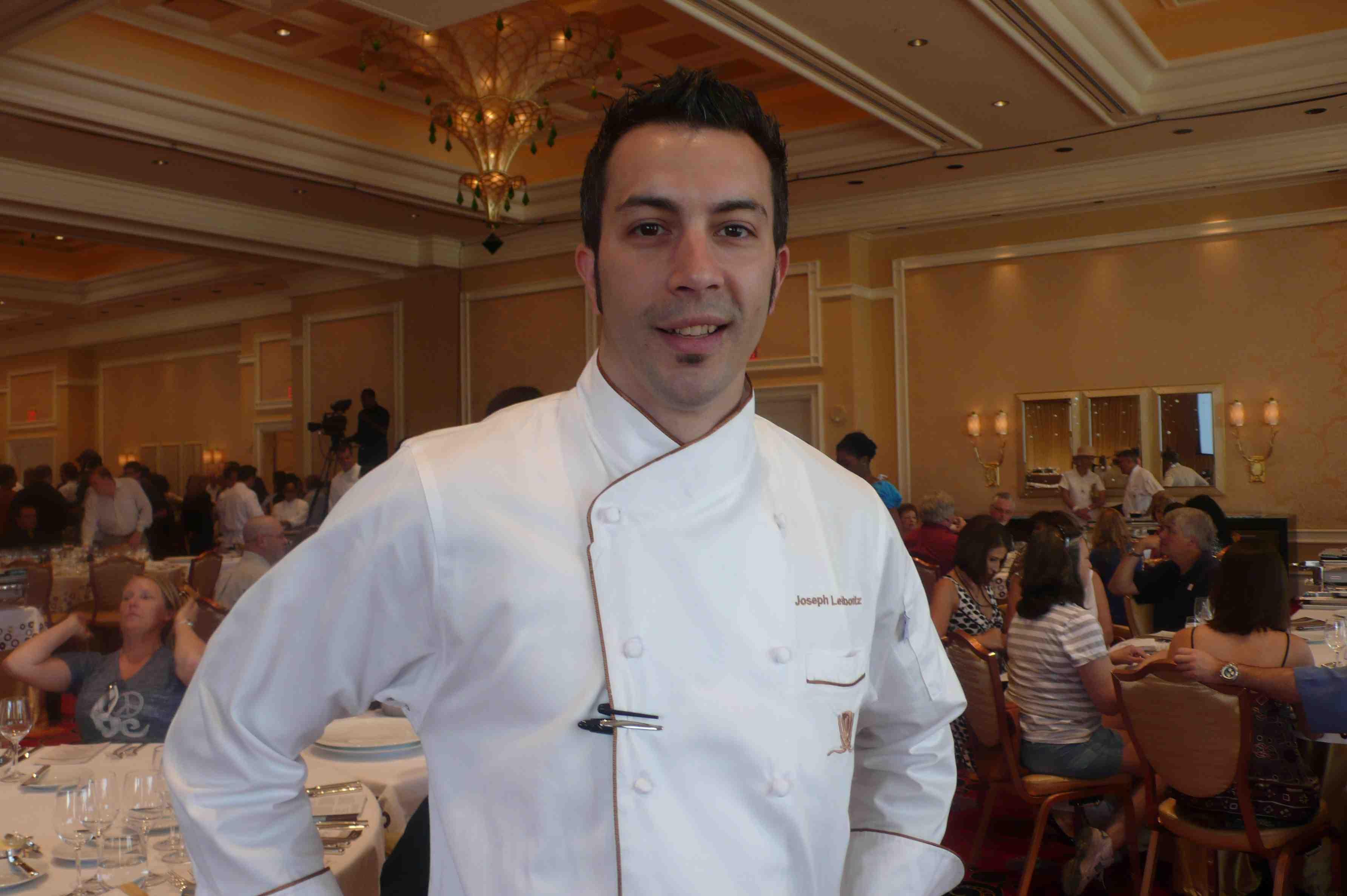 Alex chef Joseph Leibowitz