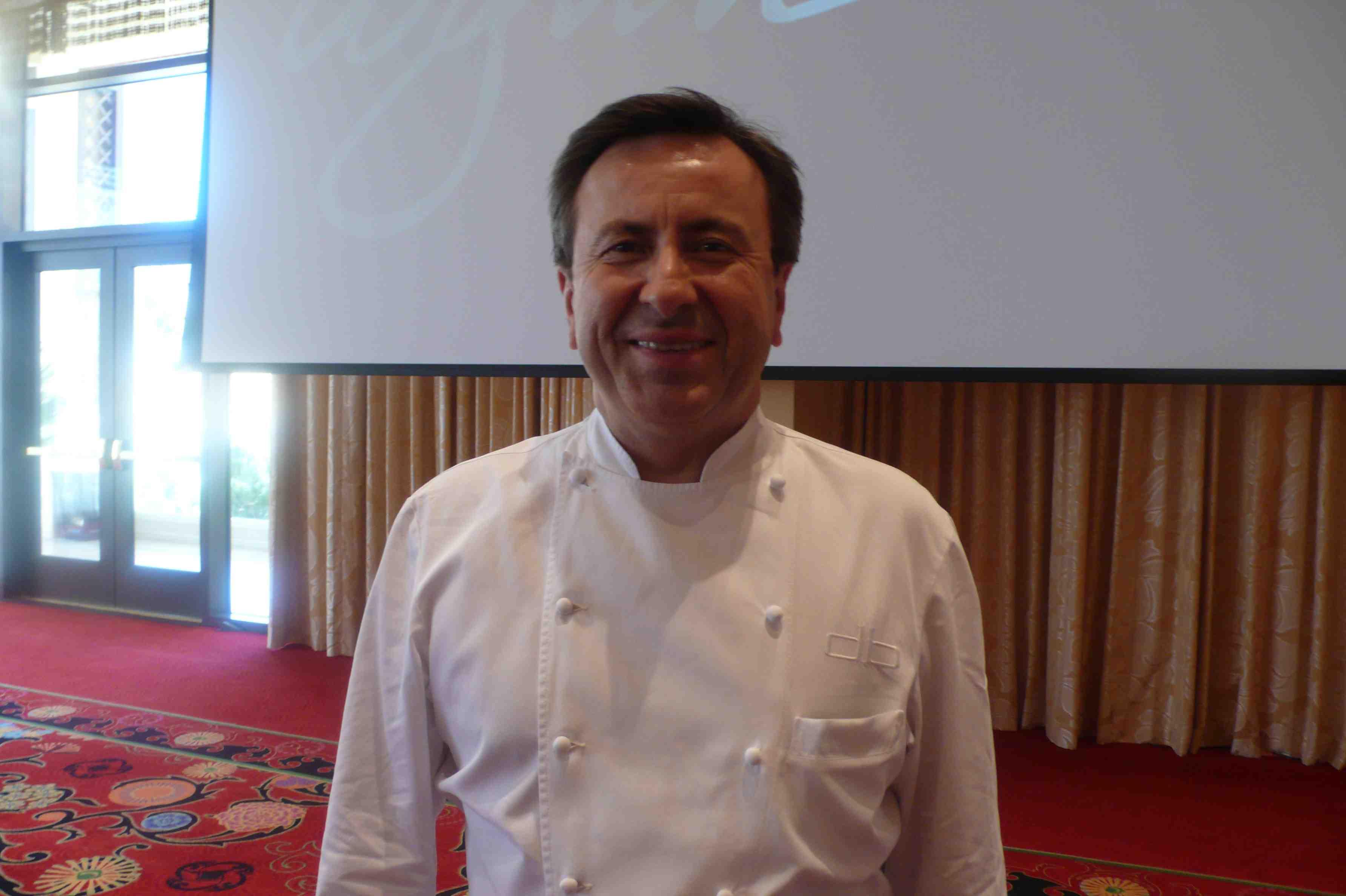 Chef Daniel Boulud