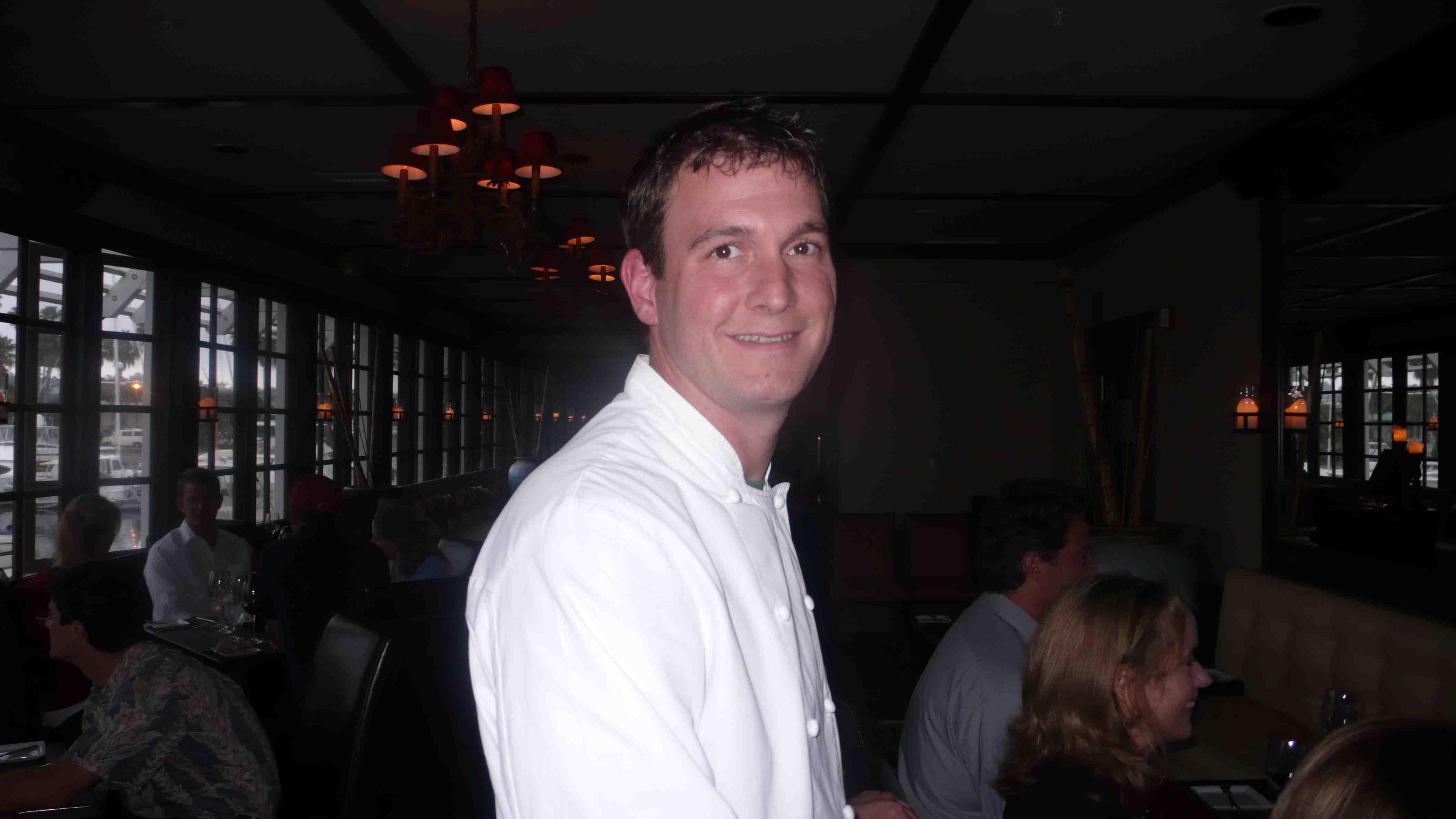 Baleen Chef Daniel Roberts