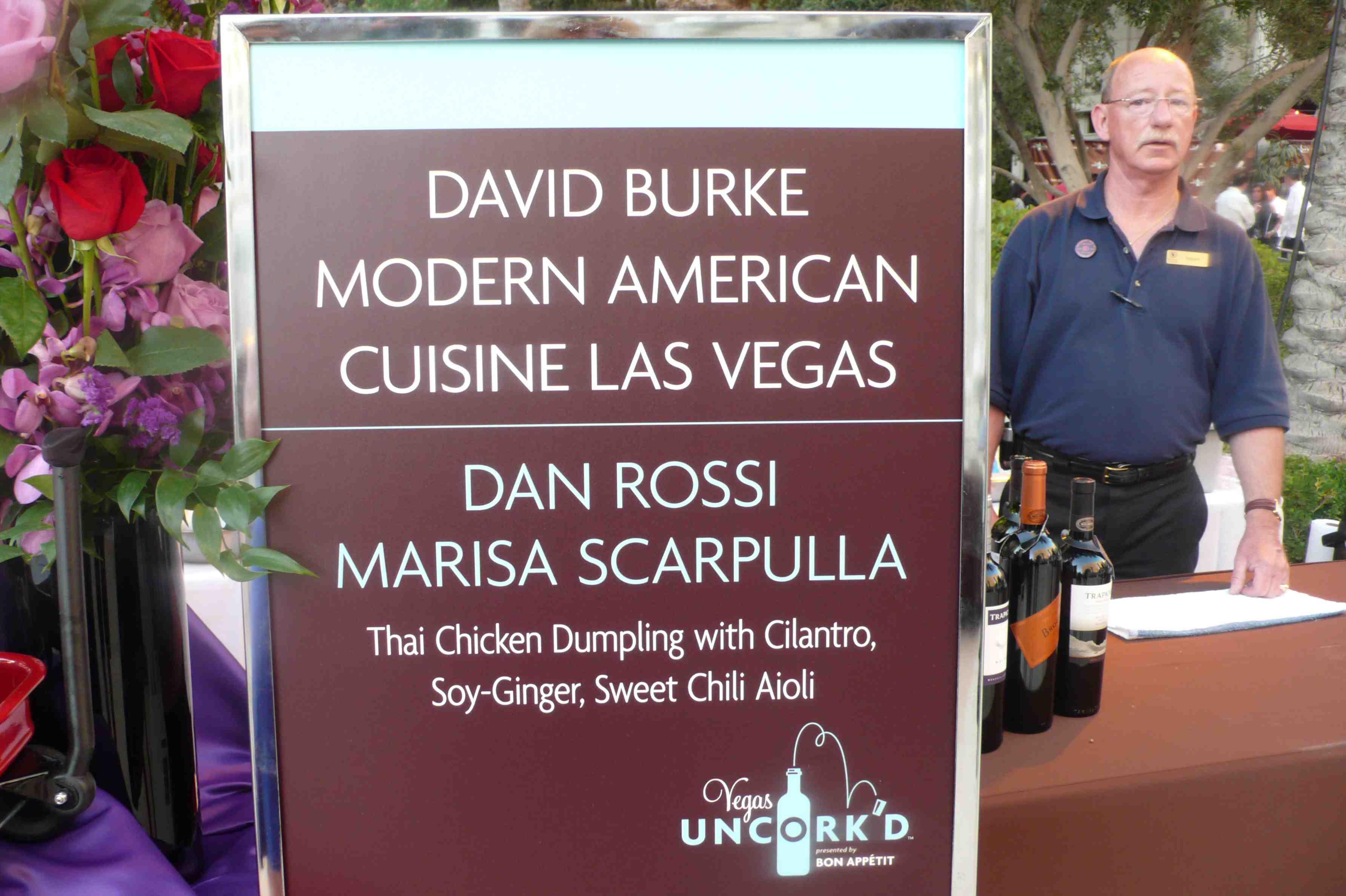 David Burke, Modern American Cuisine, Venetian