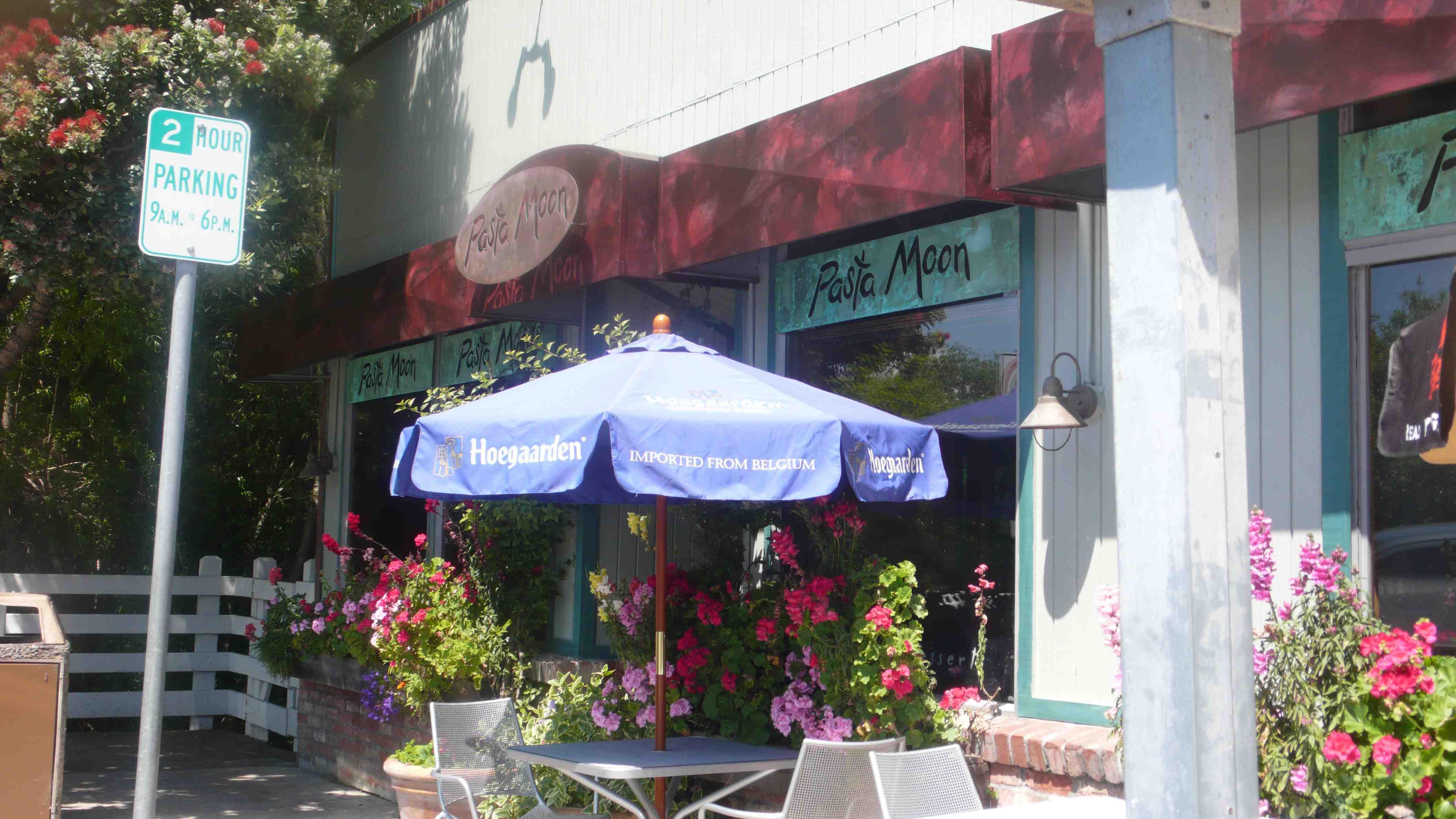 Pasta Moon Restaurant, Half Moon Bay