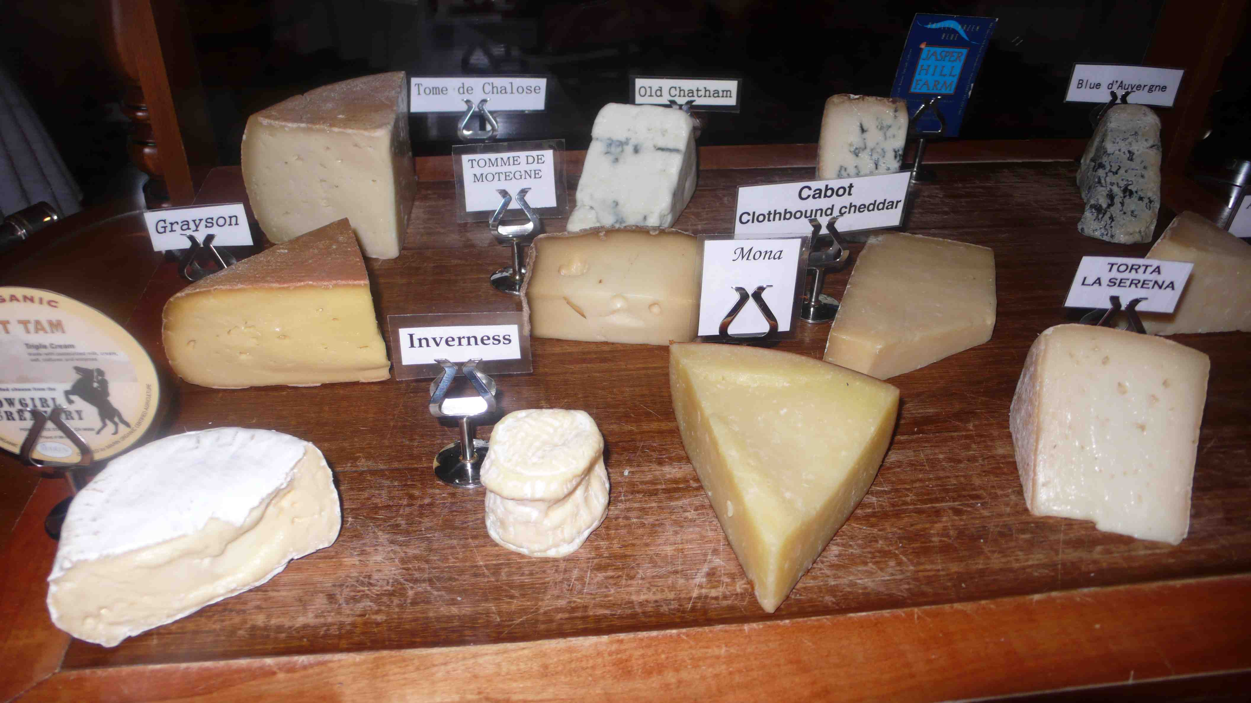 yummy cheeses