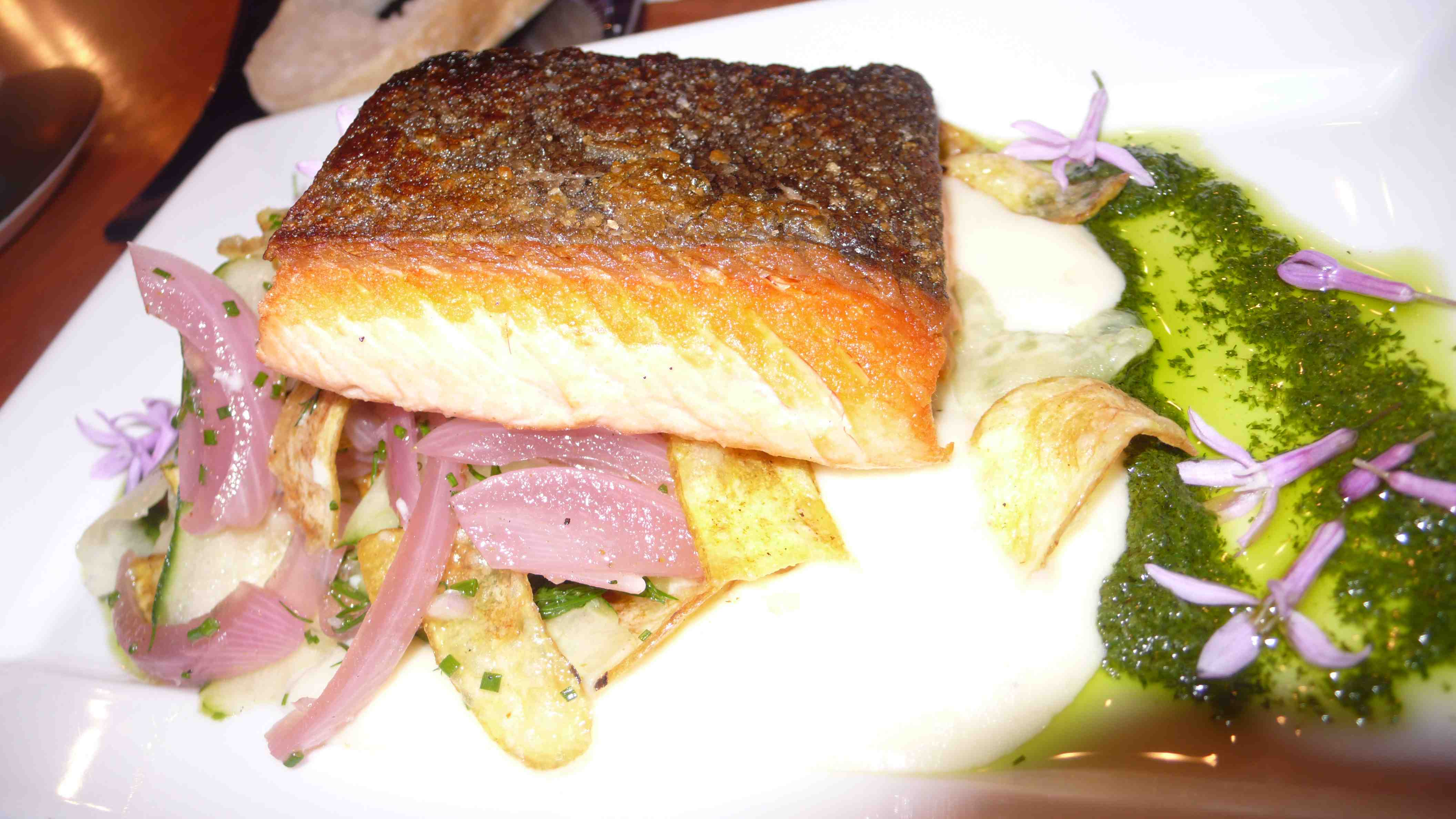 Alaskan Wild Coho Salmon