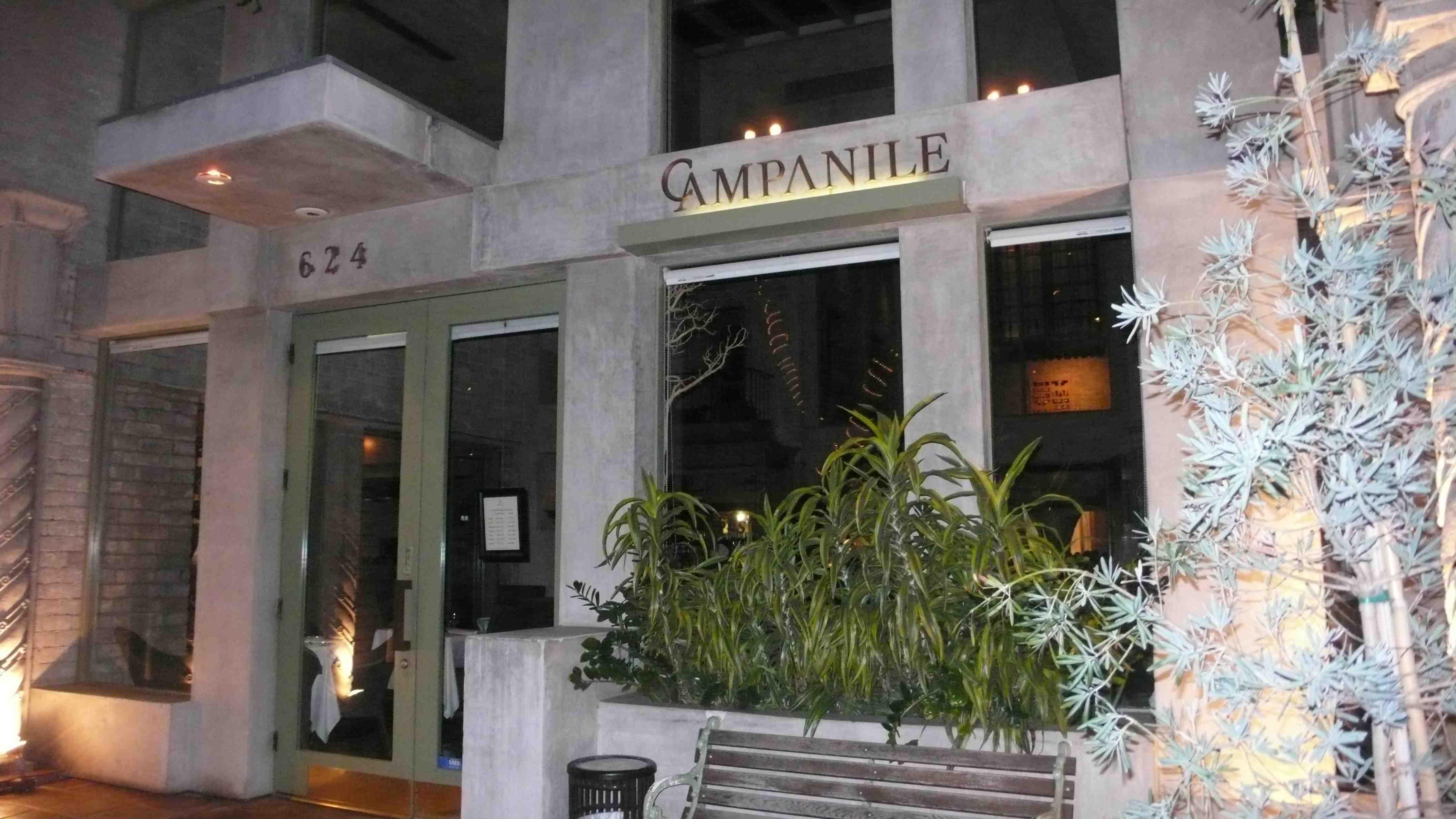Camponile restaurant