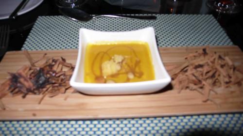 appetizer butternut squash soup