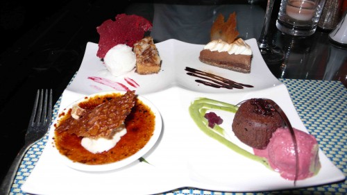 dessertplate