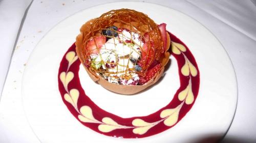 Timbal dessert
