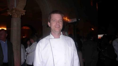 Bubba Gump Chef