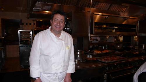 Chef Bernard Derviex