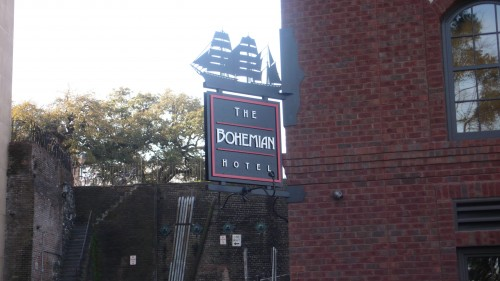 The Bohemian Hotel, Savannah
