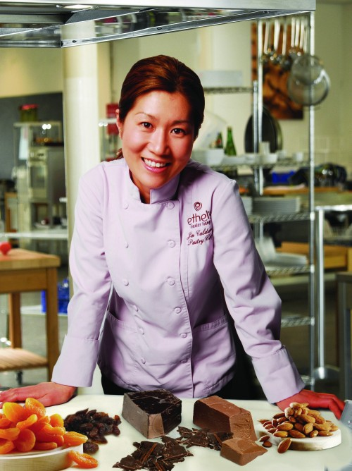 Ethel M. Chocolate Head Pastry Chef, Jin Caldwell