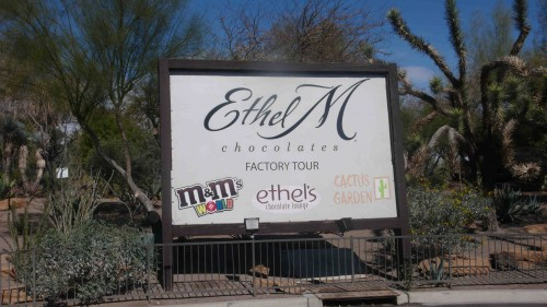 Ethel M Chocolate Factory, Las Vegas