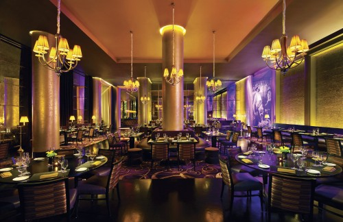 Sage at ARIA is one of the many restaurants participating in restaurant week