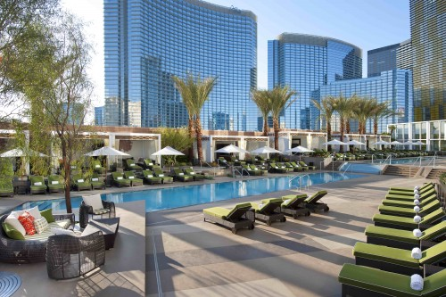 Mandarin Oriental Pool at City Center