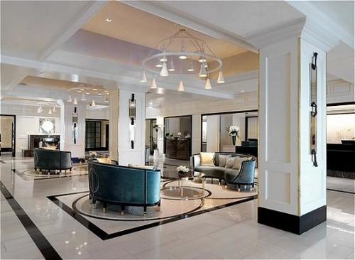 London lobby