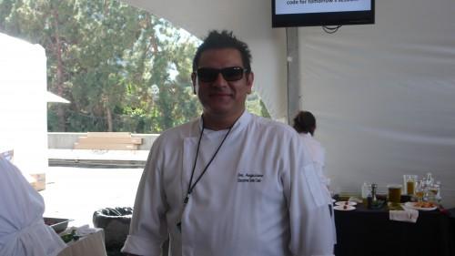 The Bazaar chef