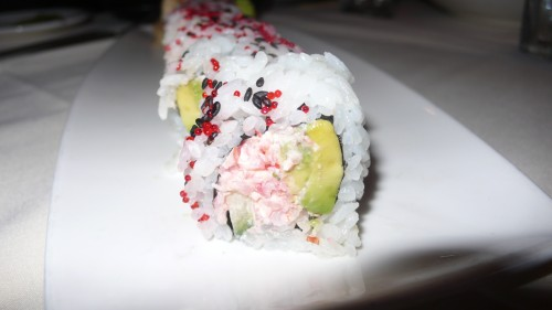Lobster California Roll