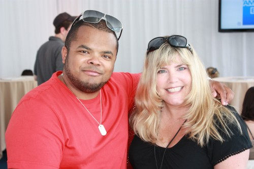 Interviewing Roger Mooking