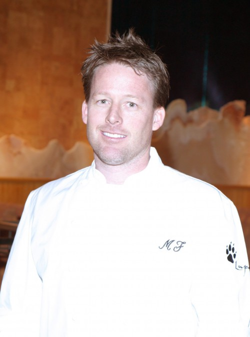 Chef Mark Ferguson