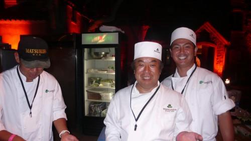 Matsuhisa chefs