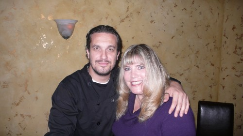 Me and Chef Fabio