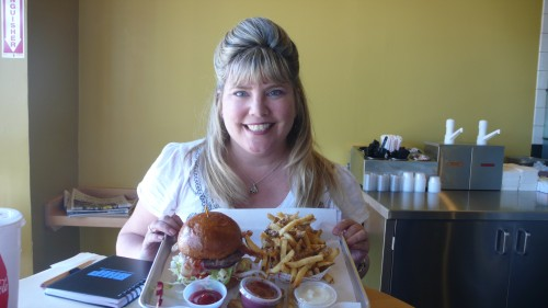 me and my burger