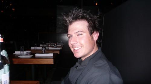 Chef Jonathan Weiner