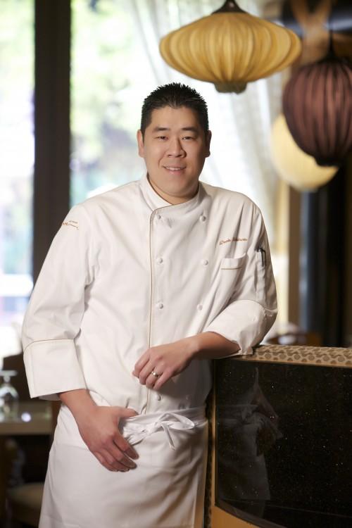 Chef Devon Hashimoto
