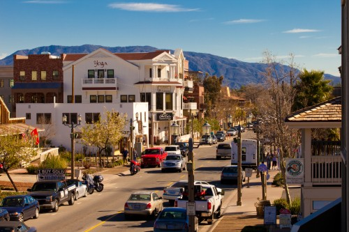 Downtown Temecula