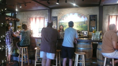 Tesoro Winery