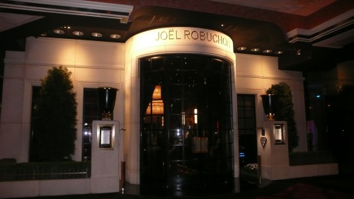 Joel Robuchon at The Mansion, MGM Grand