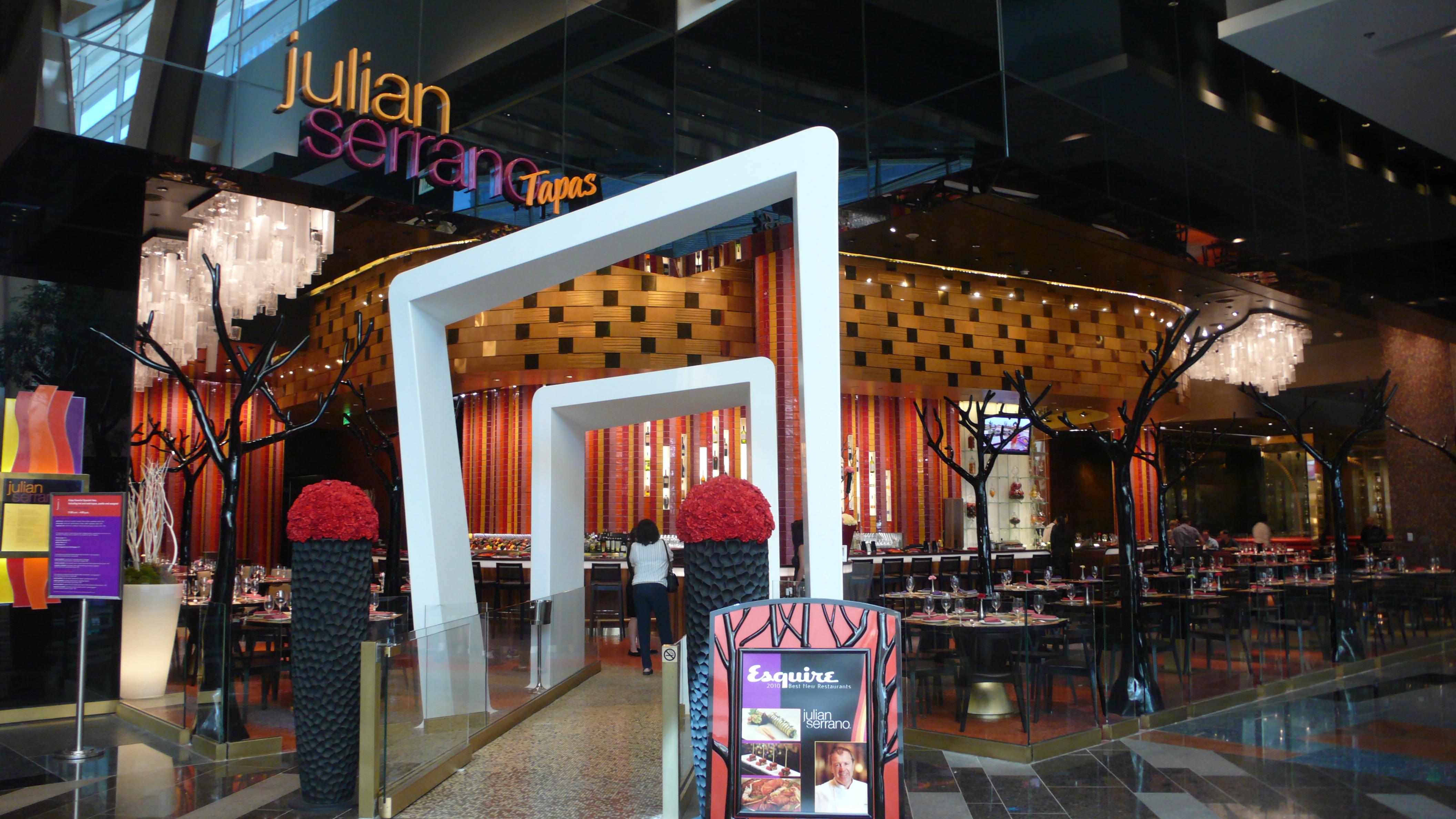 The Divine Dish Dinner At Julian Serrano Las Vegas