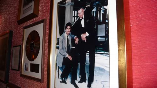 Mr. Wynn and Mr. Sinatra