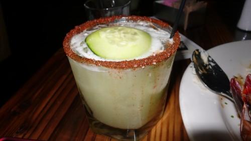 cucumber jicama margarita