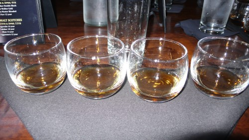 whiskeys
