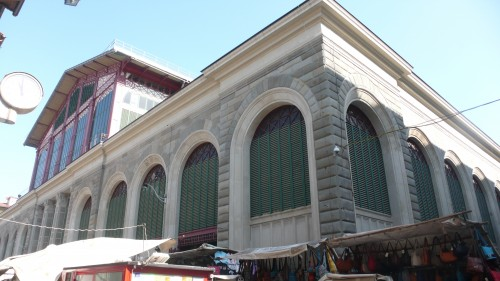 Mercato Centrale, Florence