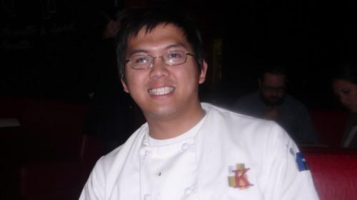 Chef Jay Mendoza