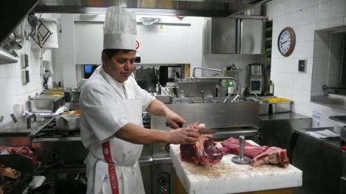 4 Leone chef