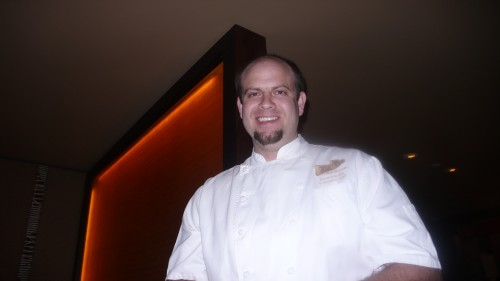 Chef Richard Hodge