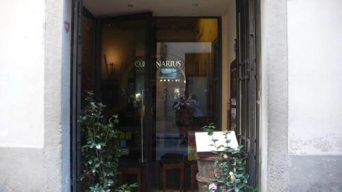 Coquinarius restaurant Florence