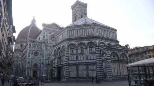 the famous Florence Duomo