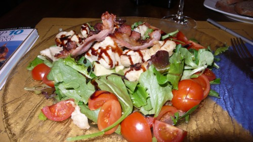 scozzese salad