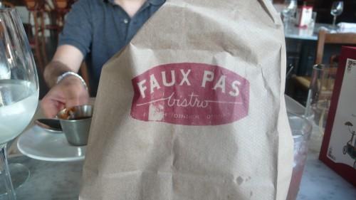bag of bread