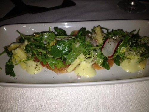 Skuna Bay Salmon Salad